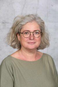 Zorg 1ste graad - juf Sara van de Bult